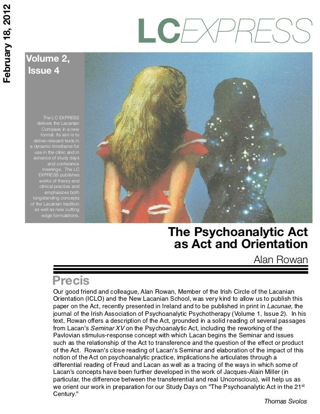February 18, 2012                                                              LCEXPRESS                    Volume 2,     ...