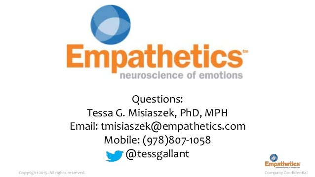 The Psychology of Empathy