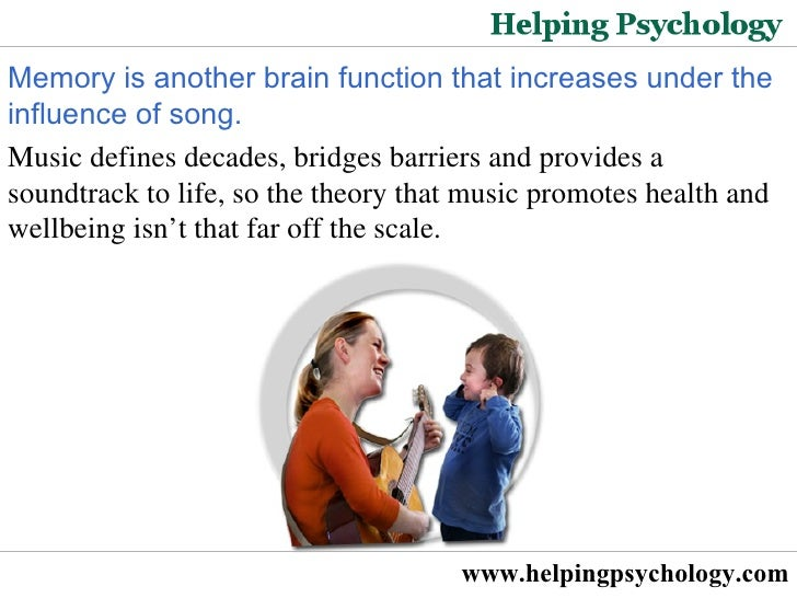 effect of music and noise on working memory psychology essay How it works focus@will is a new music service based on human neuroscience it helps you focus, reduce distractions, maintain your productivity and retain information when working, studying, writing and reading.