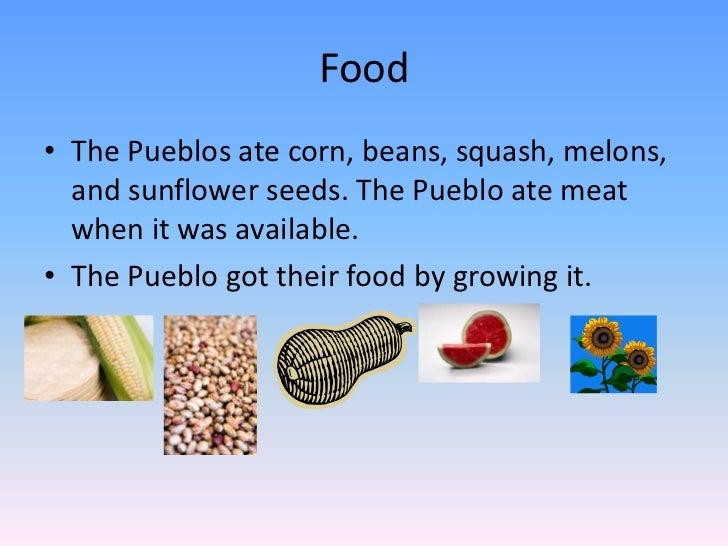 The Pueblo Tribe