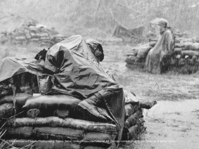 Pulitzerpriset vinnare vietnam photo