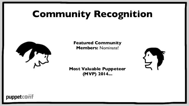 The Puppet Community: Current State and Future Plans