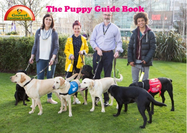 The Puppy Guide Book