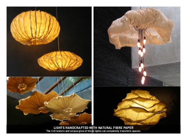 LIGHTS HANDCRAFTED ... & The Purple Turtles - Product Range 2013