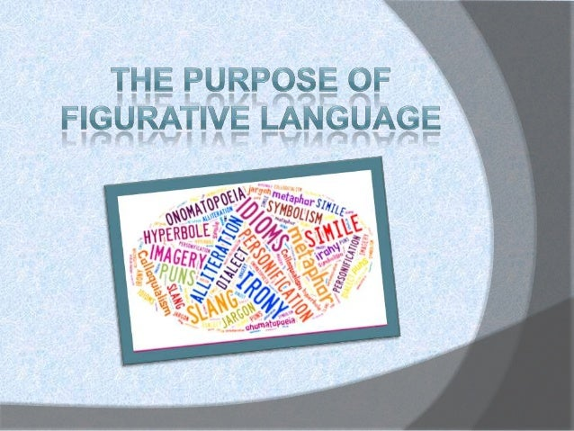 What is figurative language? Figurative language is language that uses words or expressions with a meaning that is differe...