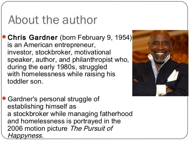 the pursuit of happyness review essay Free essay: based on the real life story of chris gardner, the pursuit of happyness looks at the crests and troughs in chris' life on his way to becoming a.