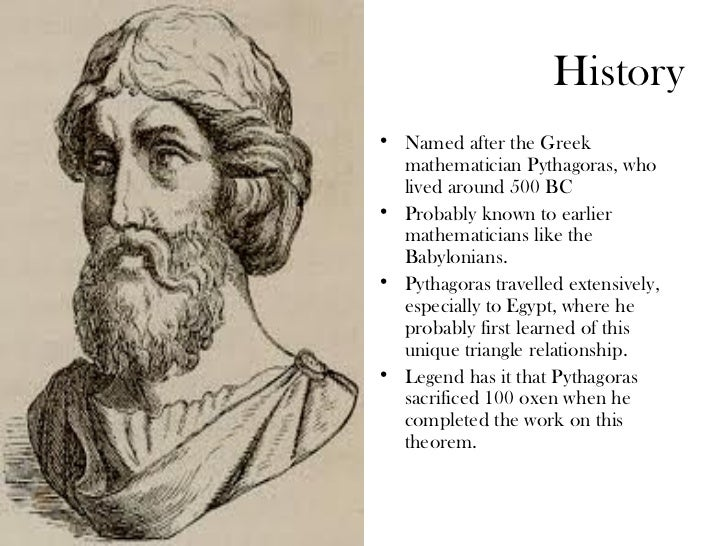 biography greek mathematician pythagoras Pythagoras, a greek mathematician and philosopher, is best known for his work developing and proving the theorem of geometry that bears his name.