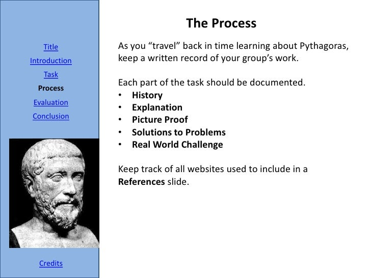 An introduction to the history of pythagoras