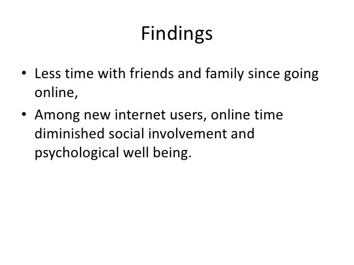 the quality of online social relationships Influence played by subjective judgements about the quality of personal relationships quality in social care social care (national institute for social.