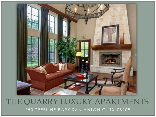 The Quarry Luxury Apartments San Antonio Tx