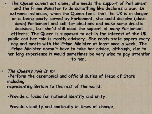 The Queen As A Symbol Of Monarchy Elizabeth I