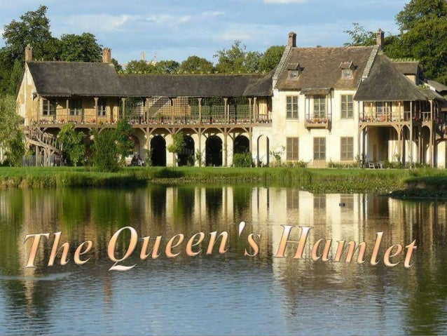 The Queen's HamletThe Queens Hamlet (Hameau de la Reine) is a rustic retreat in the park of the Château deVersailles built...