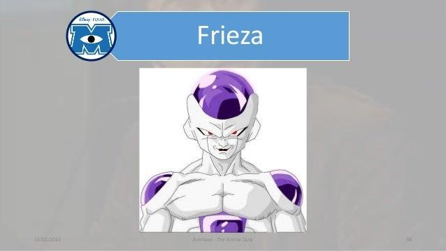Frieza 13/02/2015 Animaze - The Anime Quiz 38
