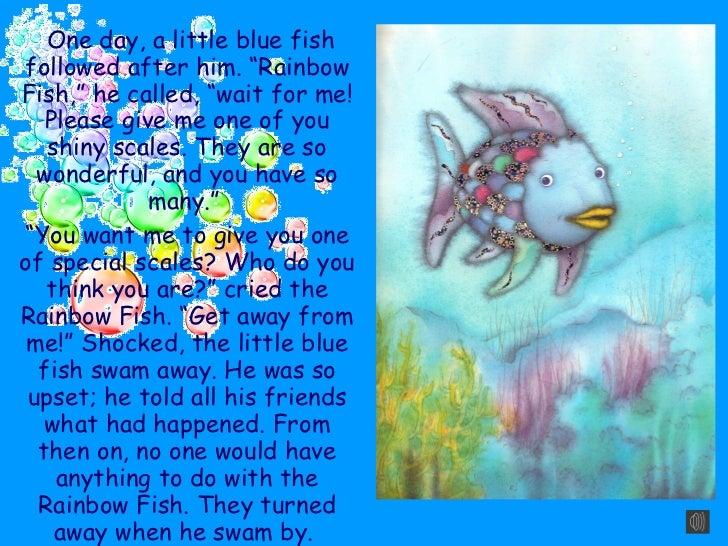 Special Giving You Lyrics Makes Fish Rainbow