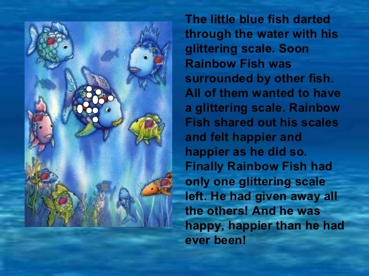 therainbowfish story pp