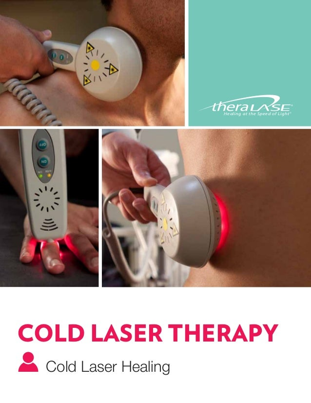 Healing at the Speed of LightCOLD LASER THERAPY Cold Laser Healing