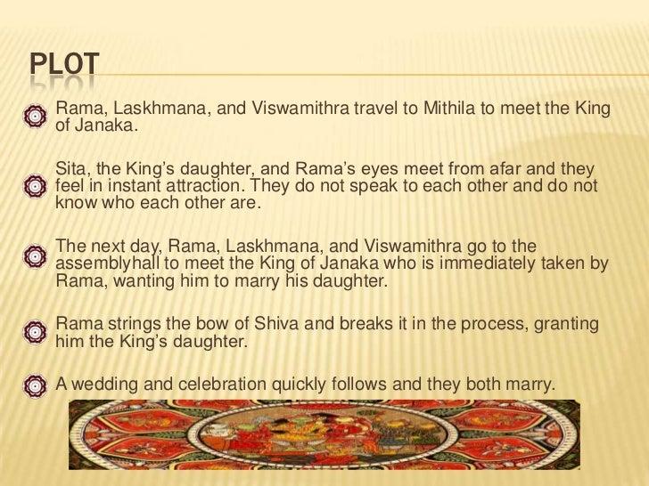 ramayana summary and analysis