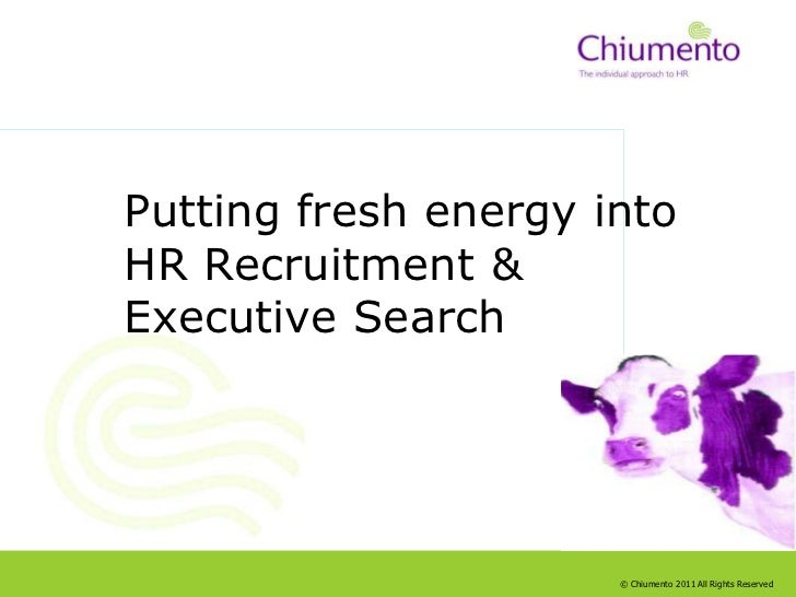 Putting fresh energy intoHR Recruitment & Executive Search<br />