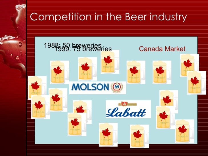 the rant molson If you've ever been in a bar, a beer store or a hockey rink, you'll recognize the  molson name members of the family have been in the canadian.