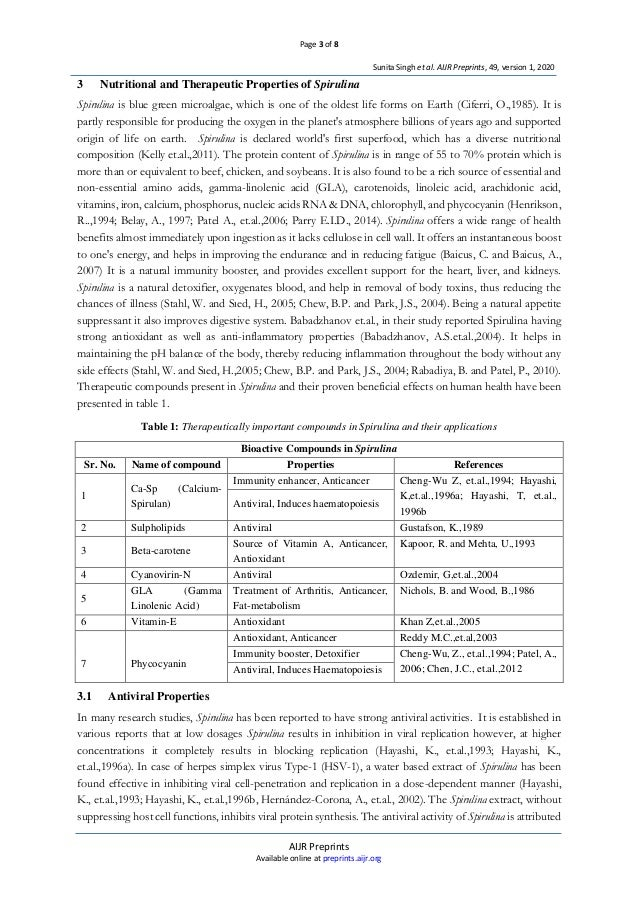 Page 3 of 8 AIJR Preprints Available online at preprints.aijr.org Sunita Singh et al. AIJR Preprints, 49, version 1, 2020 ...