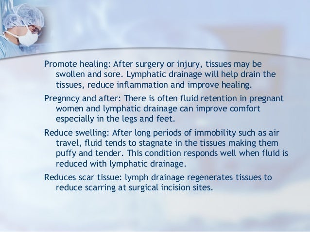 Manual Lymphatic Drainage - BelleVie Wellness