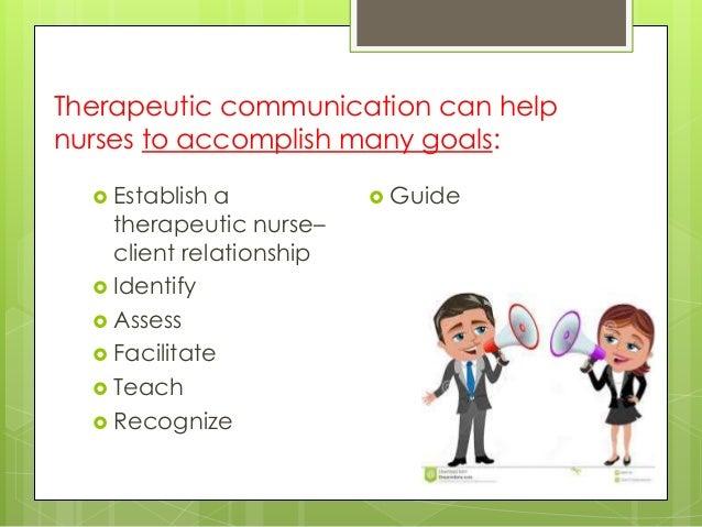 therapeutic communication in nursing essay