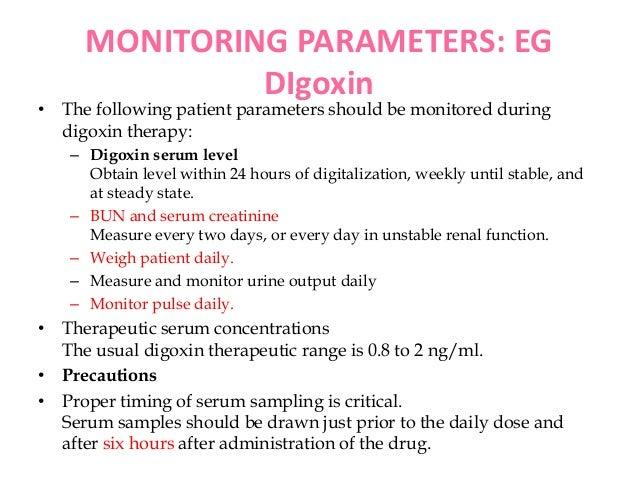 protocol for therapeutic drug monitoring pdf