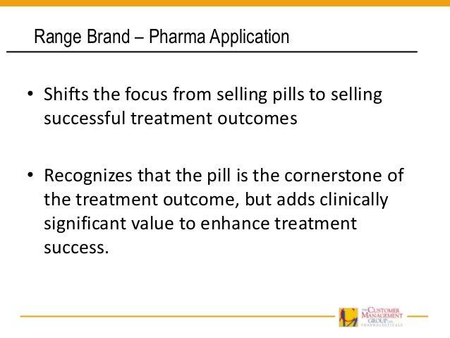 Pharmaceutical Branding: Therapeutic Franchise / Range Brand