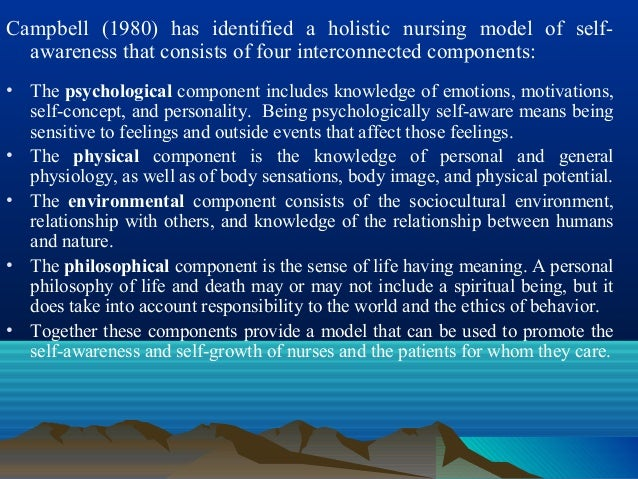 components of nurse patient relationship Chapter 2 therapeutic nurse-patient relationship • together these components provide a model that can be used to promote the self-awareness and self-growth.
