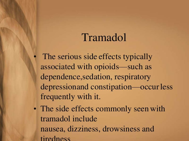 tramadol 50 mg side effects drowsiness icd