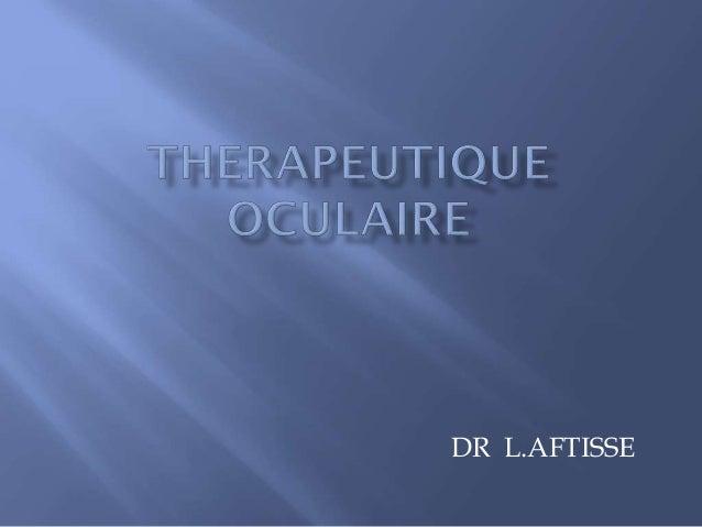 DR L.AFTISSE