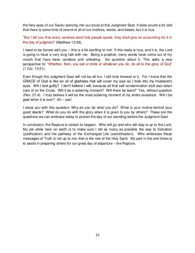Spiritual warfare Manual pdf Prayers