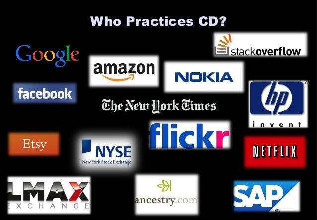 Who Practices CD?