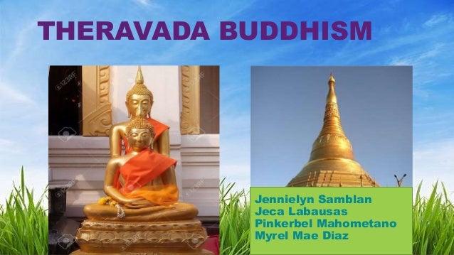 theravada buddhism symbol