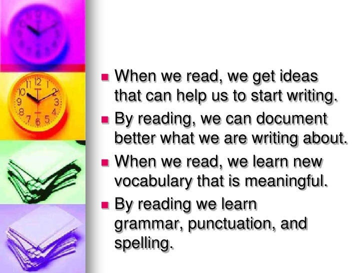 reading and writing connection essay Available in: paperback an integrated reading and writing text for your developmental classesthe reading-writing connection, by john.