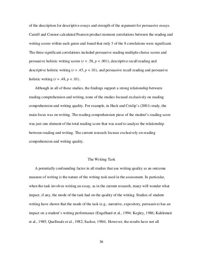 the relationship between reader and writer essay Free essay: how does steinbeck present the relationship between george and lennie in this chapter the author john steinbeck presents the relationship.