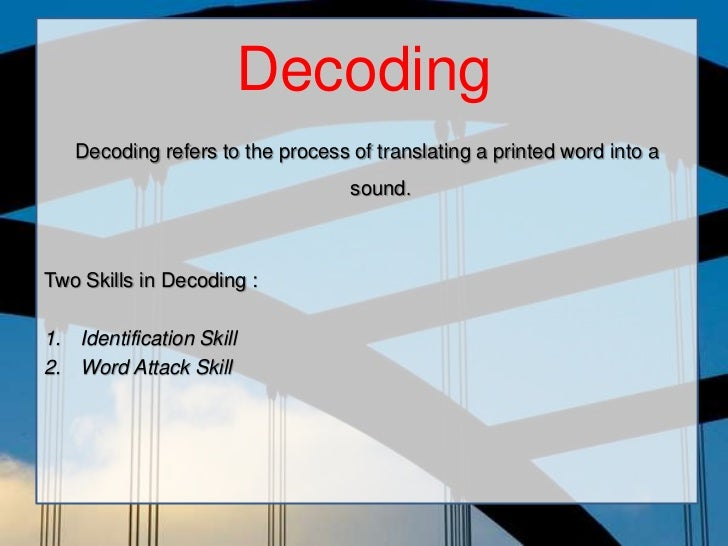 The reading skills decoding ibookread PDF