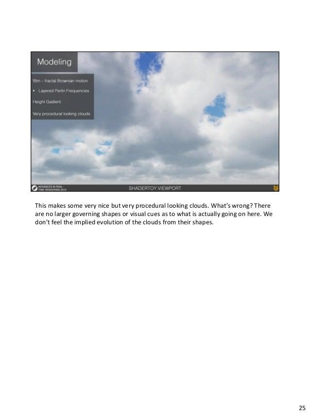 The Real-time Volumetric Cloudscapes of Horizon Zero Dawn