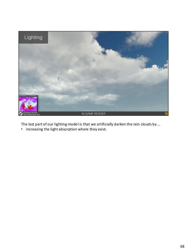 the real time volumetric cloudscapes of horizon zero dawn