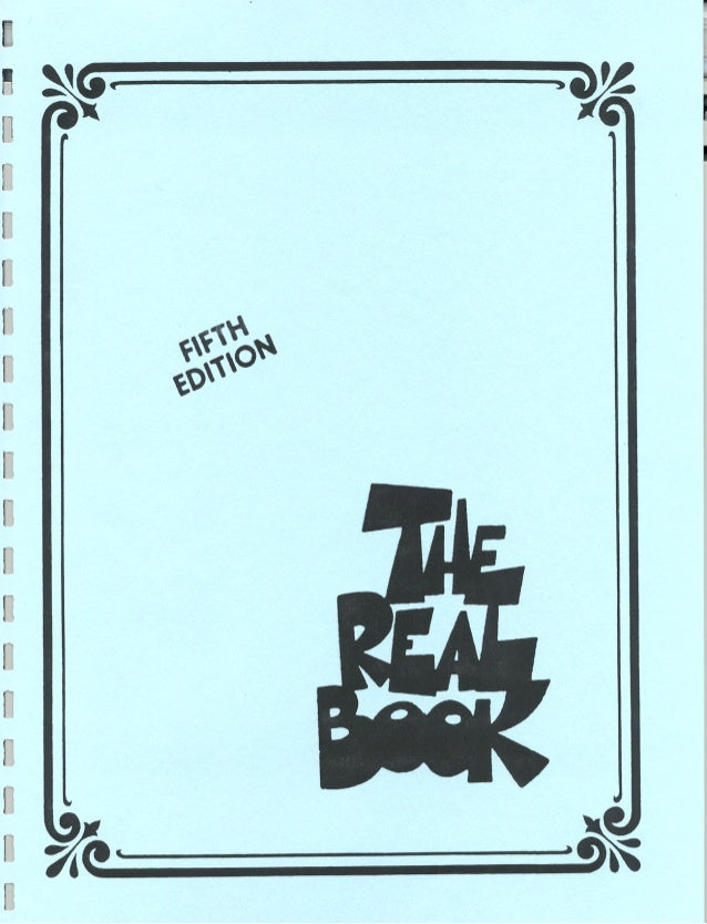 The real book 5th ed