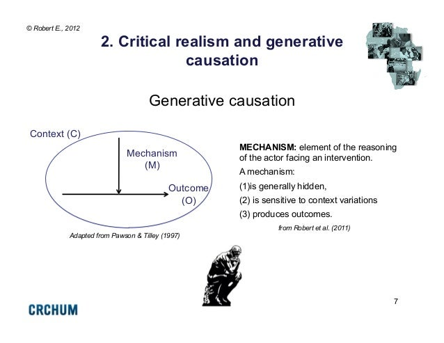 Positioning positivism critical realism and social