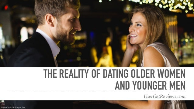 dating older women