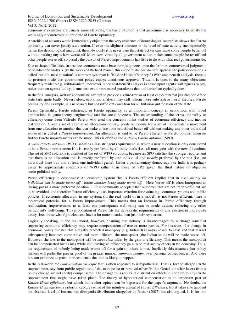 Essay on realpolitik
