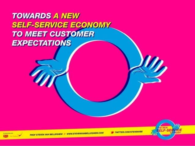 The Self Service Economy Slide 12