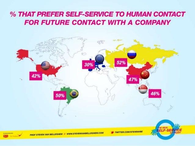 The Self Service Economy Slide 17
