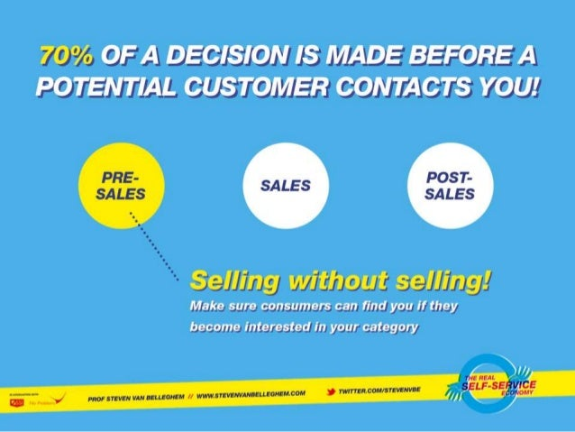 The Self Service Economy Slide 26