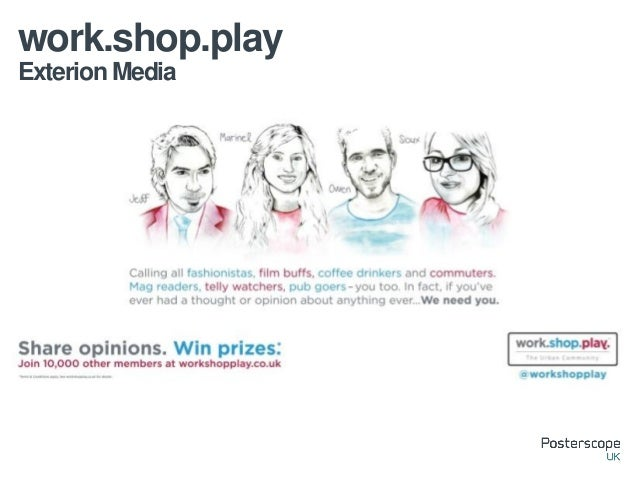 Exterion Media work.shop.play