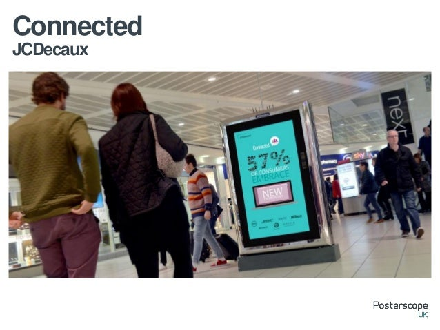 JCDecaux Connected
