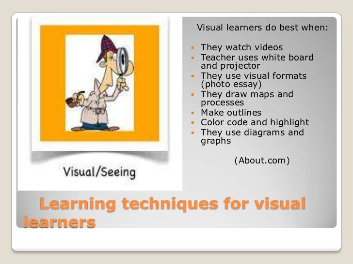 there are different learning styles 5 auditory learners