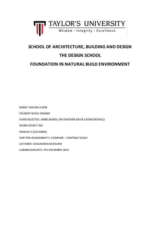 architecture bulletin designed environment essay Interface: landscape & architecture interface, a cross-disciplinary design approach championed in groundwork: between landscape and architecture, is an urgent appeal for designers to pursue a cross-disciplinary design approach that overcomes the false professional dichotomy between architecture and landscape.